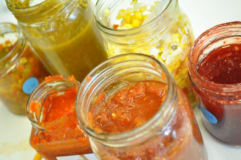 DIY pickles, pantry and preserves