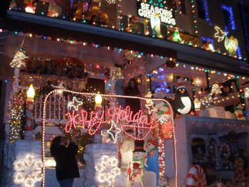 Baltimore's Best Christmas Light Displays