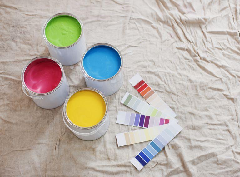 Cual es el mejor color de pintura para tu hogar - Pinturas para el hogar ...