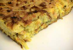 Vegetarian Vegetable Kugel