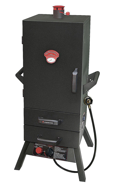 Landmann Smoky Mountain Vertical Gas Smoker Model# 3495GLA
