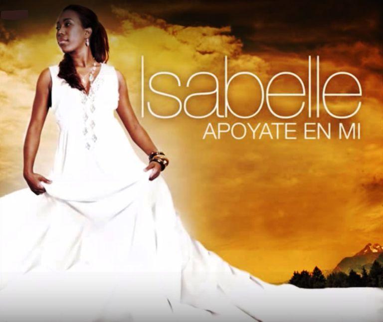 Isabelle Valdez-Apoyate en mi