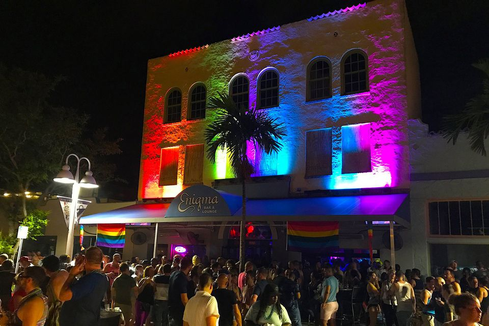from Erick gay bars in st petersburg florida