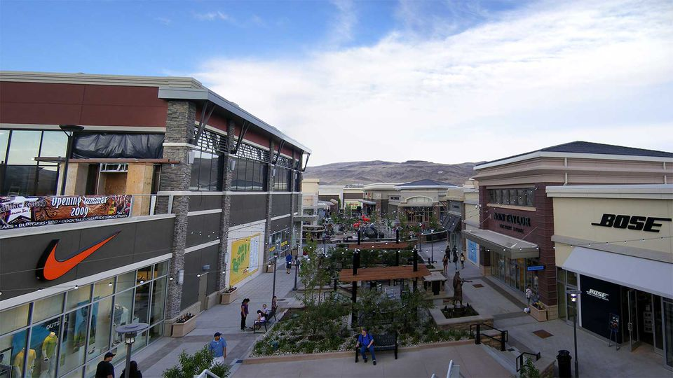 Legends Shopping Center in Sparks, Nevada