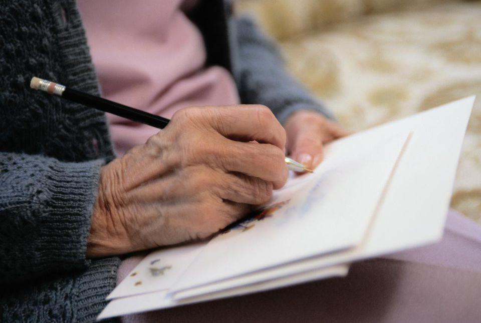 Addressing a Letter