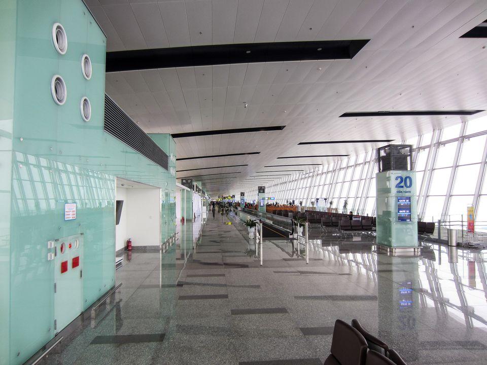 Noi Bai Airport, Terminal 2, Hanoi, Vietnam