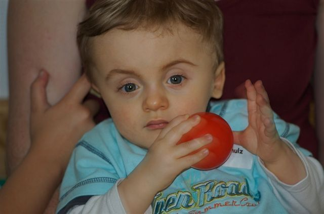 child with CHARGE syndrome