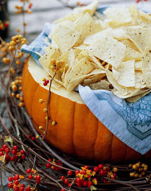 Pumpkin Chip Bowl