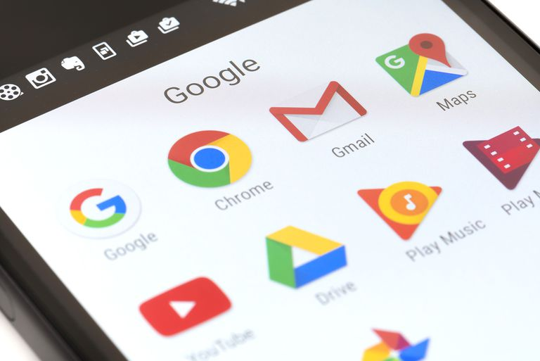 Gmail on android