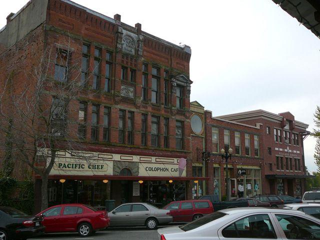 Fairhaven's Historic Buildings