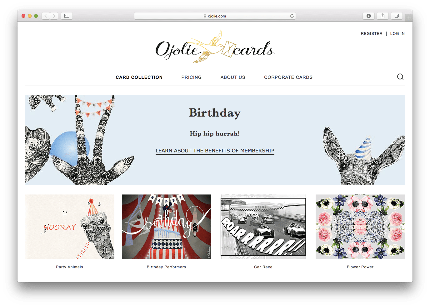 25 Favorite Birthday ECards and Sites 2017 – Free Jibjab Birthday Card