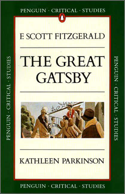 an analysis of the great gatsby by f scott fitzgerald American short-story writer and novelist f scott fitzgerald is known for his turbulent personal life and his famous novel 'the great gatsby' this website uses cookies for analytics.