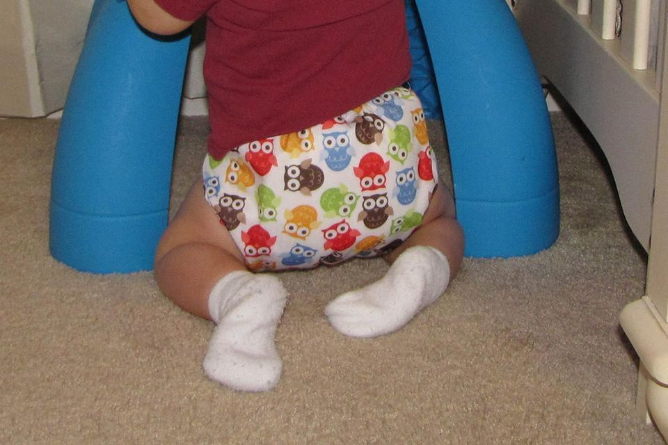 A picture of Blueberry diapers