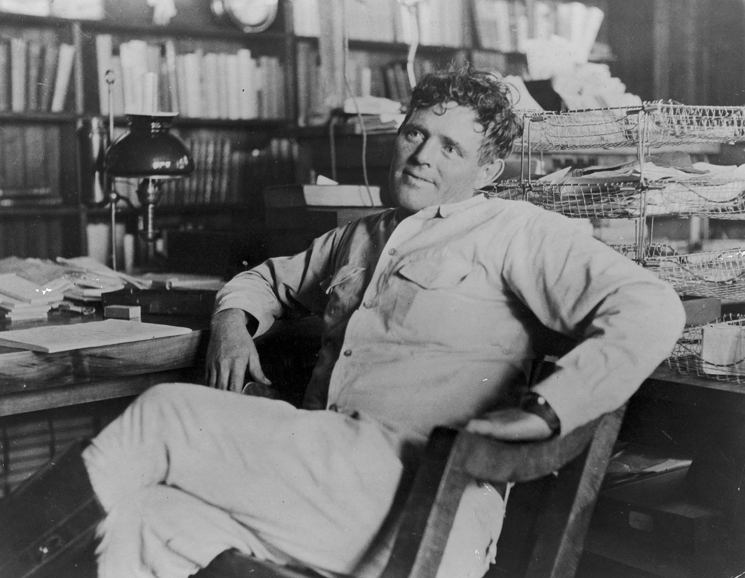 Jack London: His Life and Work