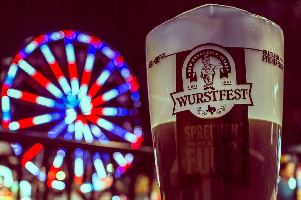 WurstFest cup