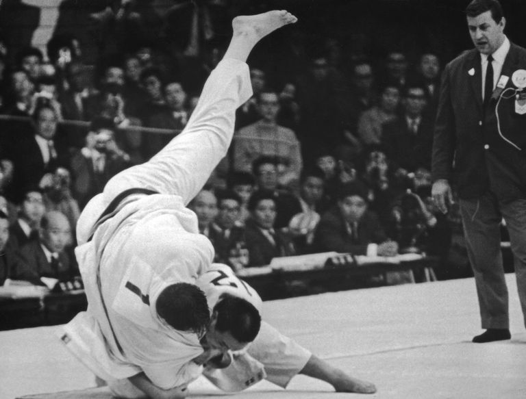 Olympic Judo (1964 Tokyo)