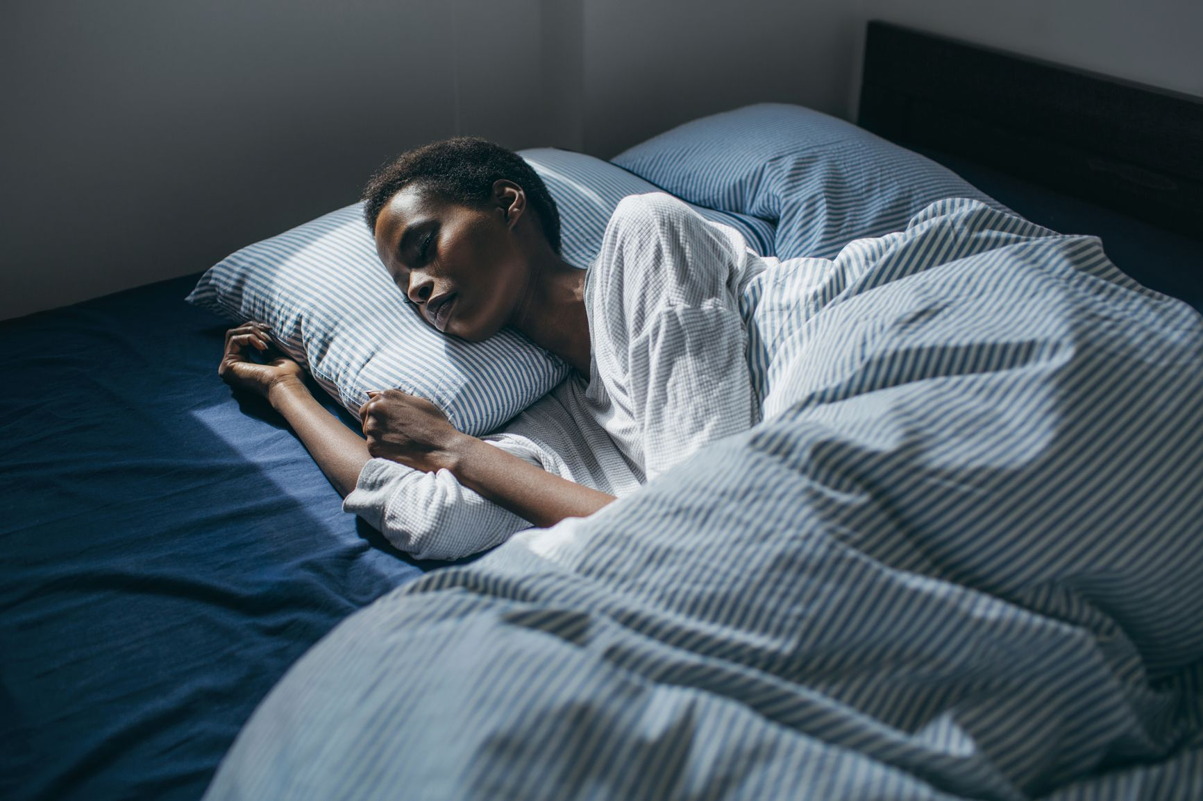 Marijuana as a Sleep Aid for Insomnia and Nightmares
