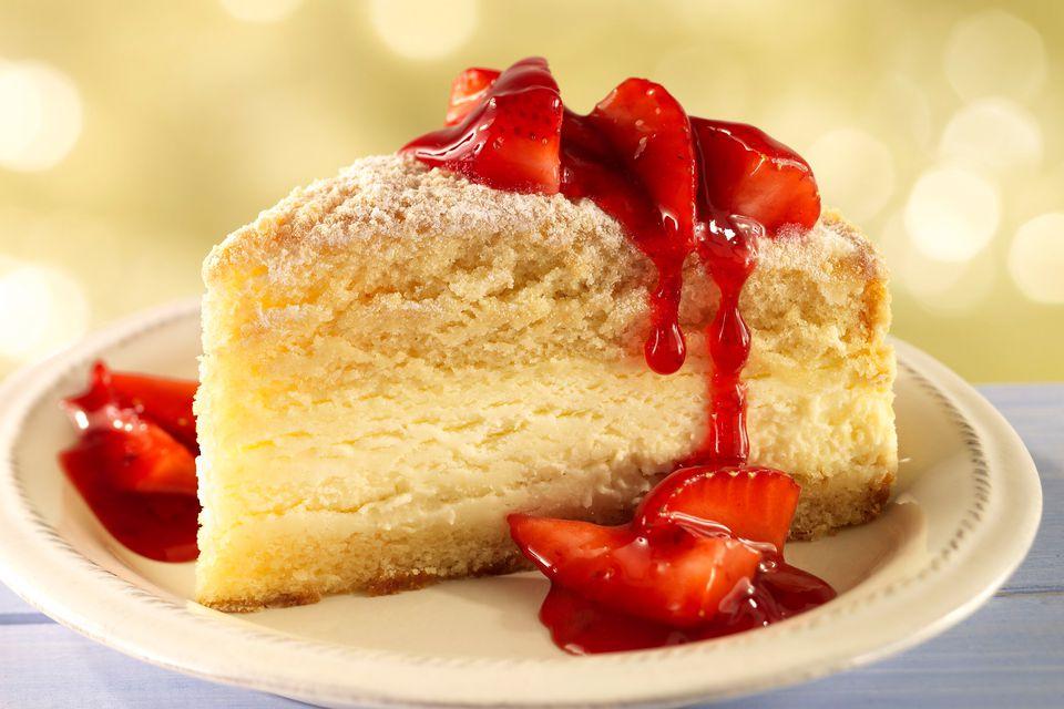 Sugar-Free Lemon Cake
