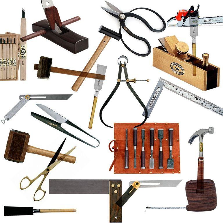 Herramientas b sicas de carpinter a para muebles de madera - Materiales de carpinteria ...