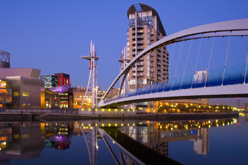 Cheap Hotels In Manchester City Center