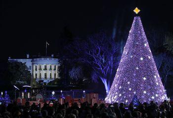 National Christmas Tree 2017 Lighting Tickets More  - Visiting The National Christmas Tree