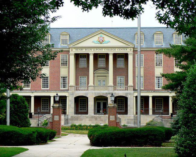 Wesley College in Delaware