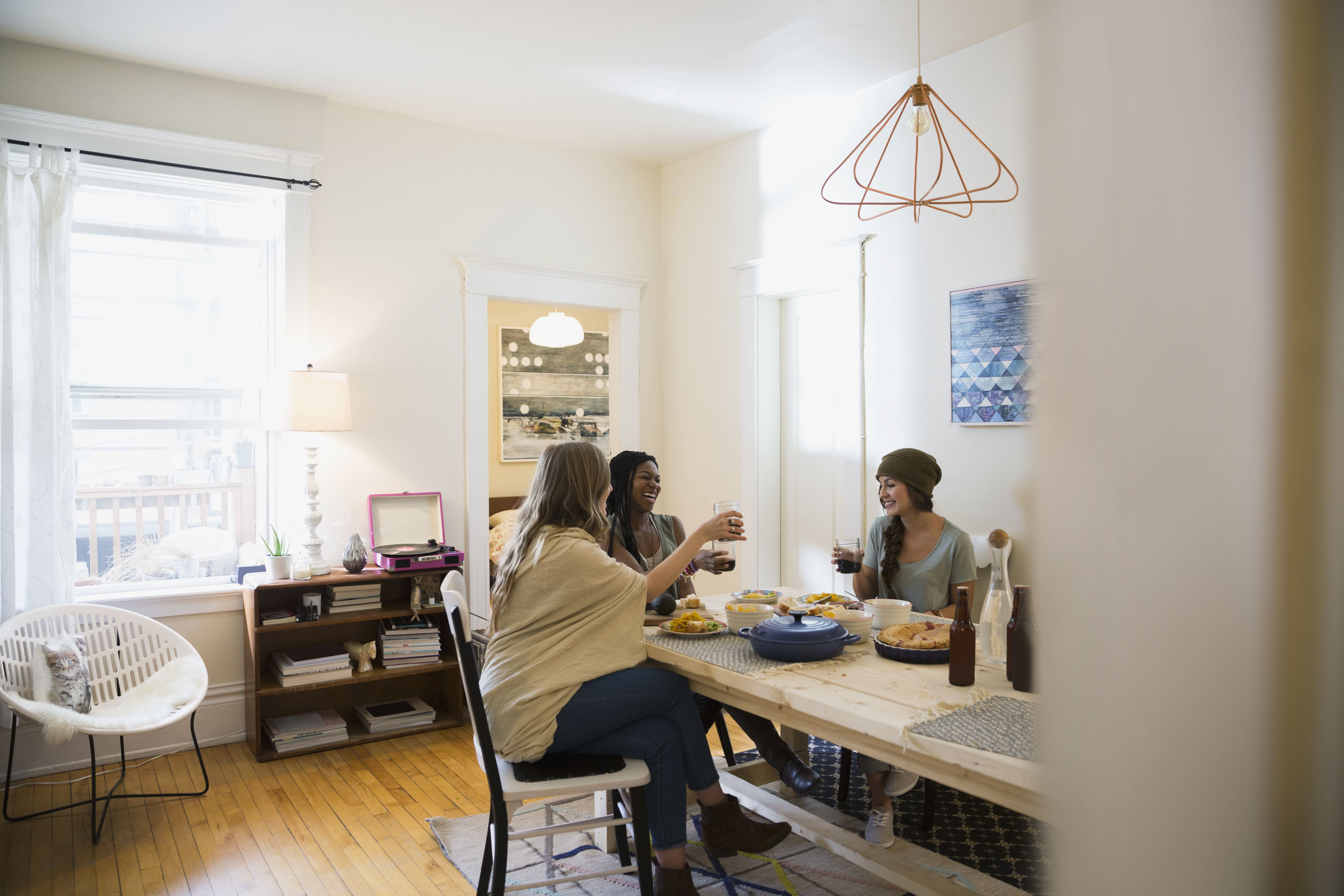 Home Decor Organizing Ideas For Young Adult Roommates