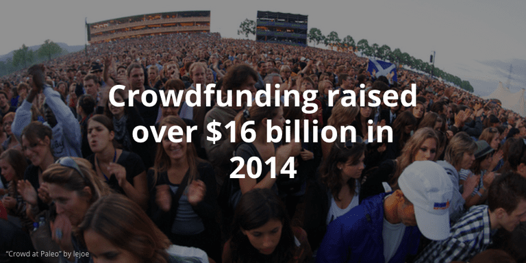 massolution 2014 crowdfunding report