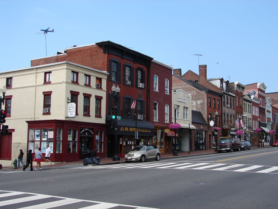 Hotels In Georgetown Dc Area