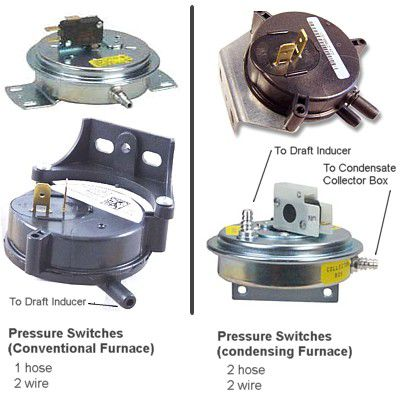 How To Test A Furnace Pressure Switch