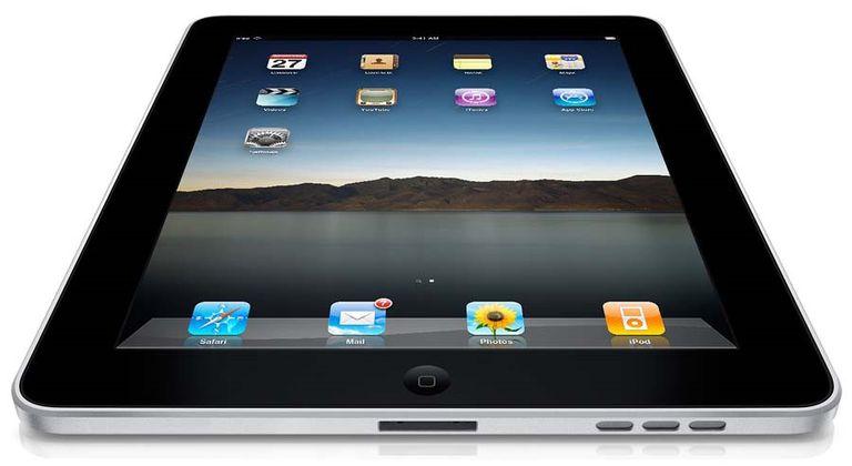 First Gen iPad