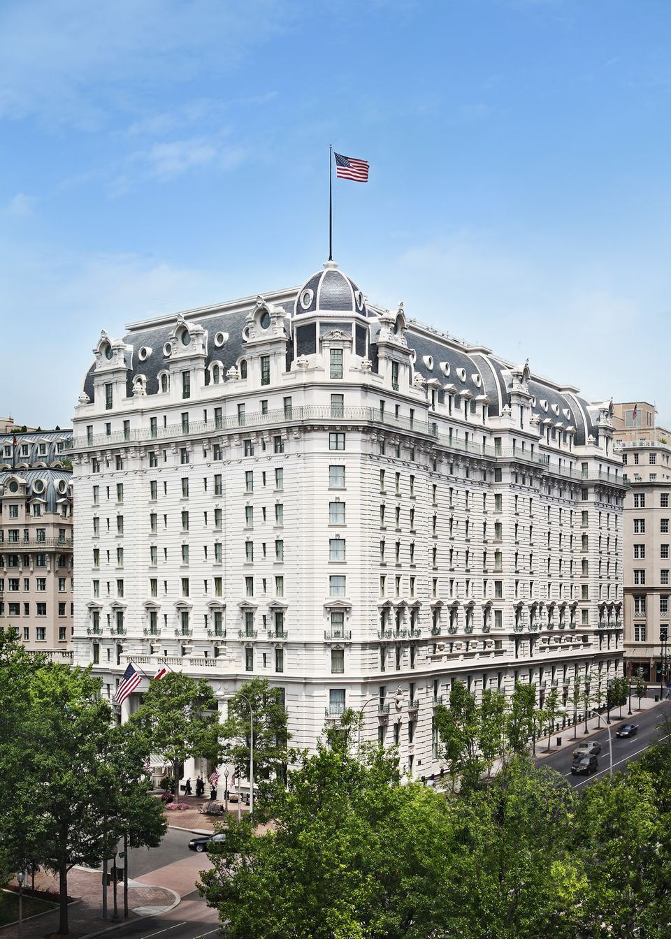 The Willard InterContinental Washington hotel