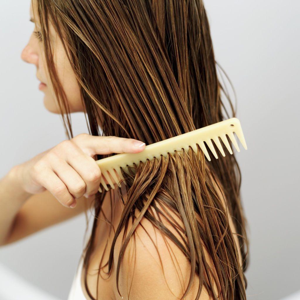 Как обесцветить волосы в домашних условиях перекисью 27