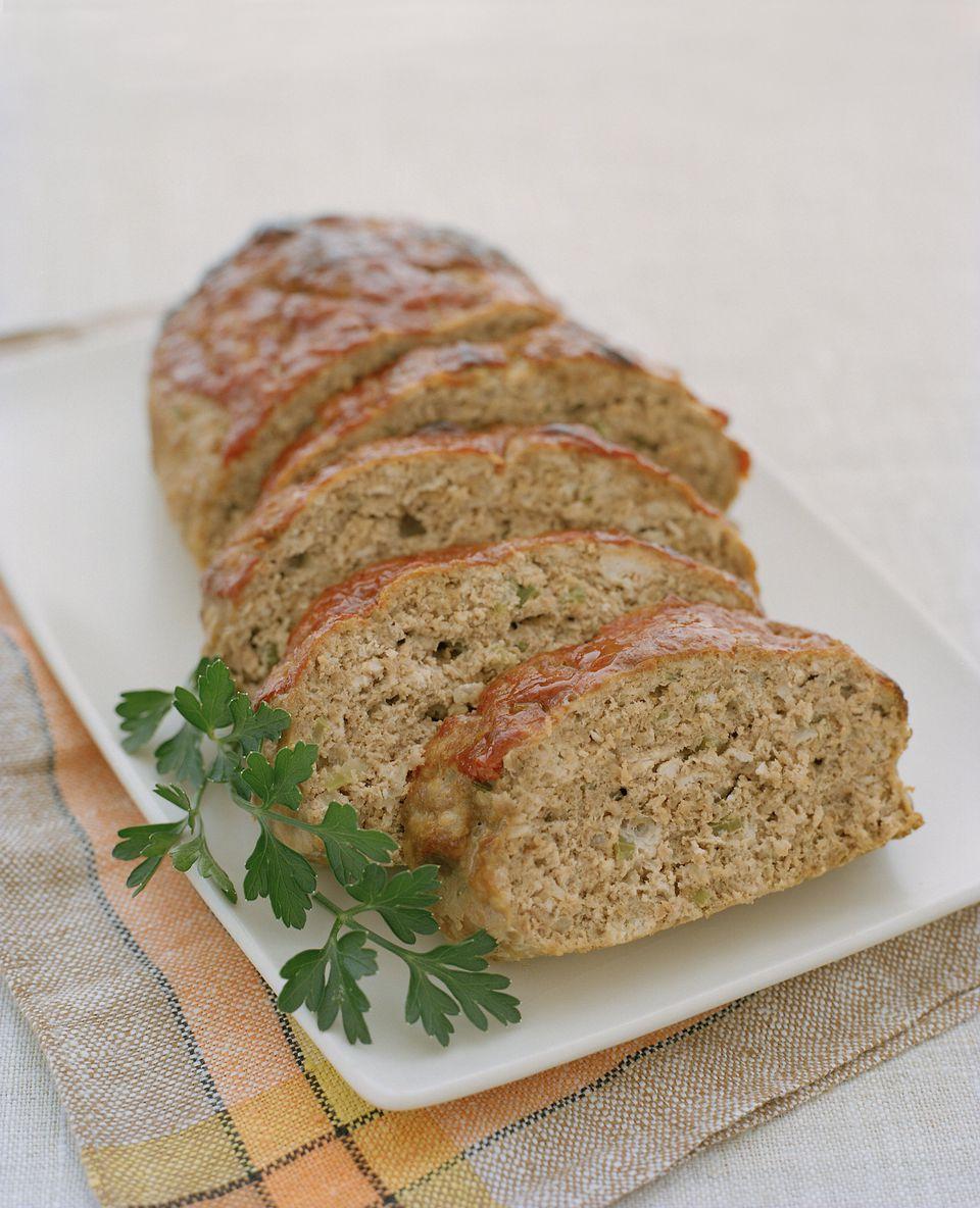 Garlic Meatloaf