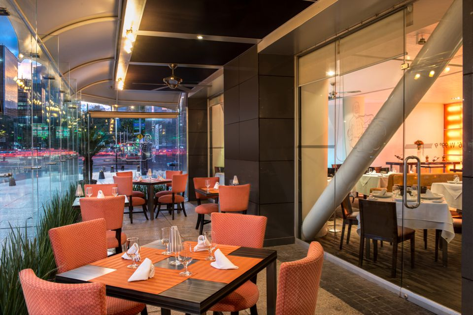 Le Méridien Mexico City is a stylish, socialbe hotel