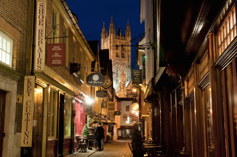 Cathedral Quarter, Canterbury