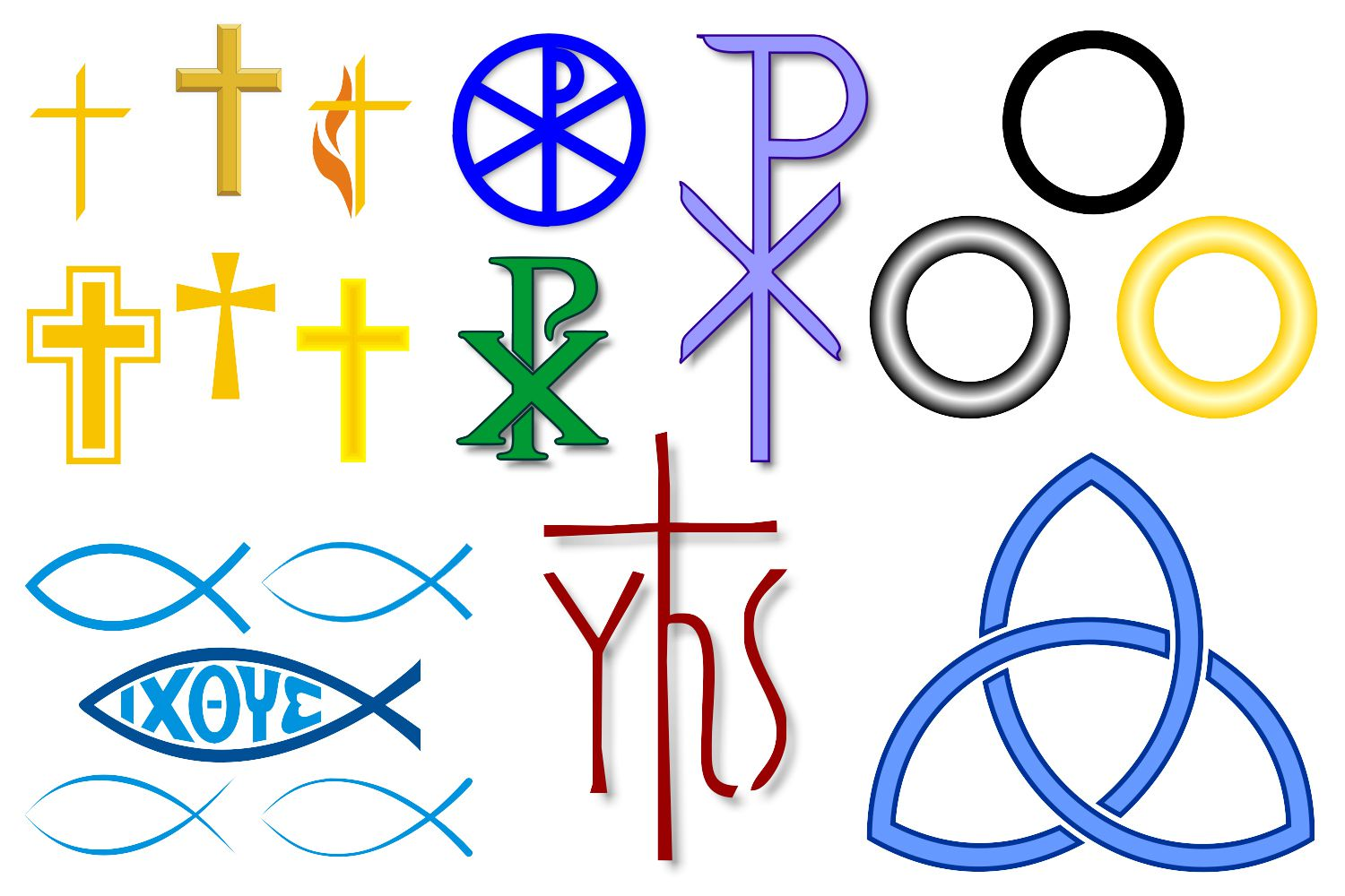 Christian symbols an illustrated glossary buycottarizona