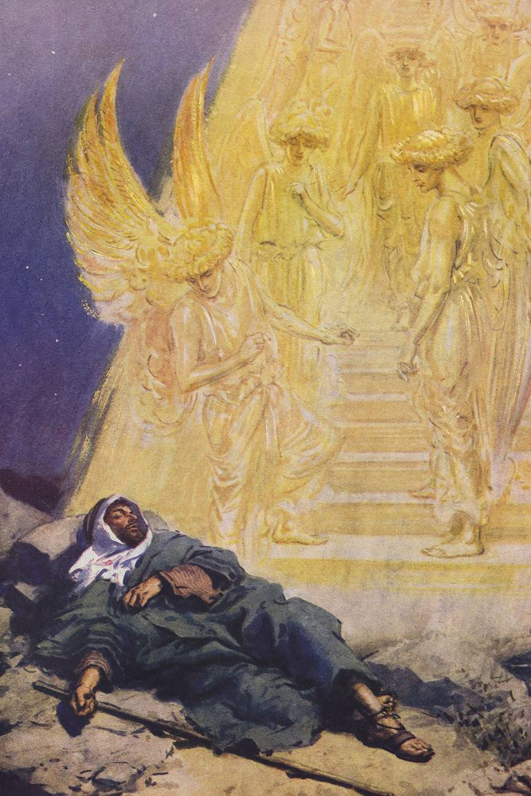 Jacob's Ladder in the Bible