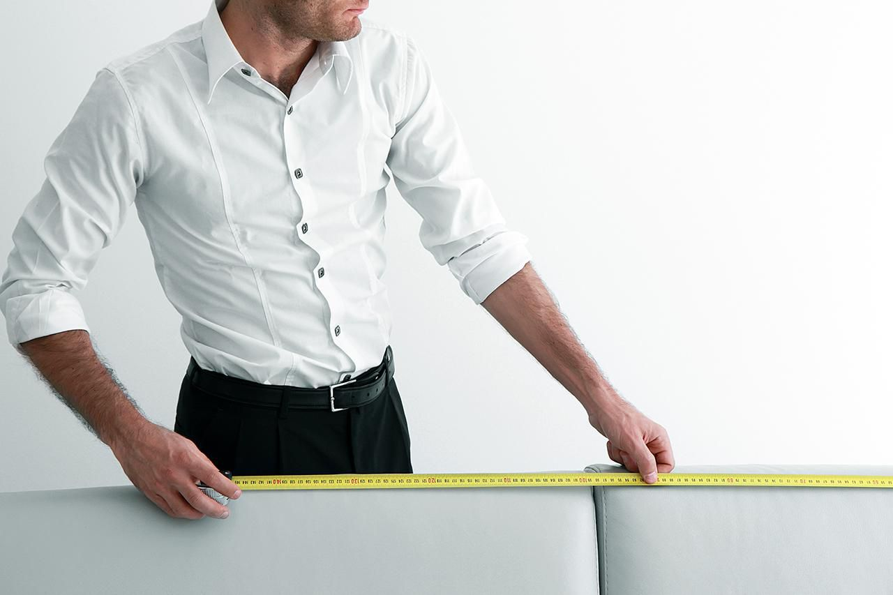 how to measure a sofa properly to move it in