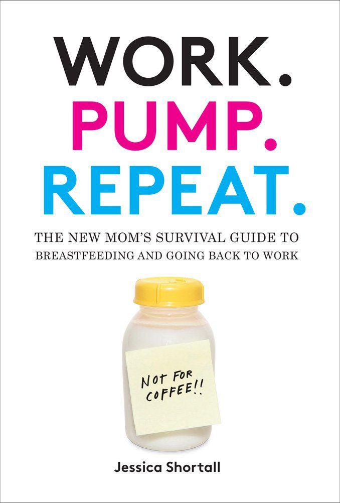 Work. Pump. Repeat. book
