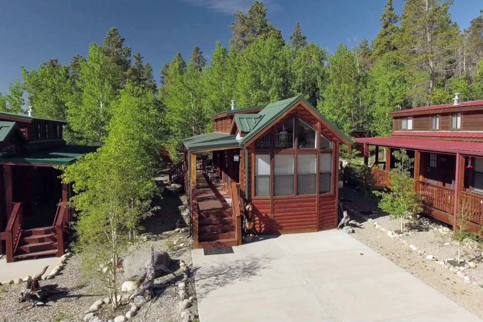 Tiny House Community For Skiers