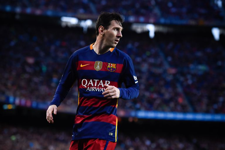 Lionel Messi - best Barcelona player