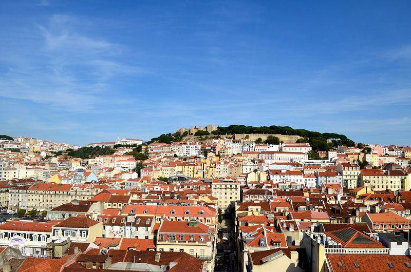 Lisbon in October