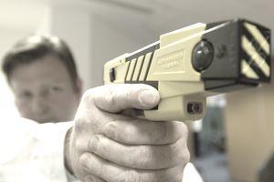 Police Launch The New Taser Gun