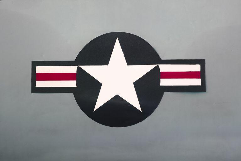 United States Air Force Emblem.