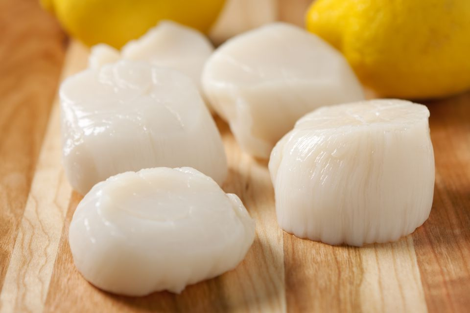 Scallops, Ready to Cook