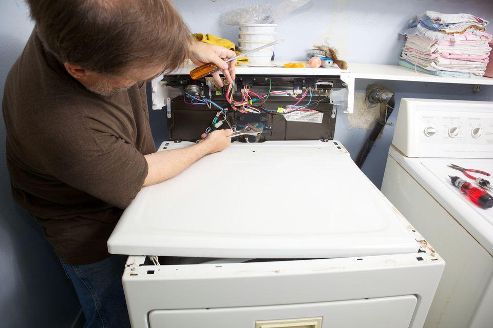 Diy Dryer Repair Tips Before You Make A Service Call