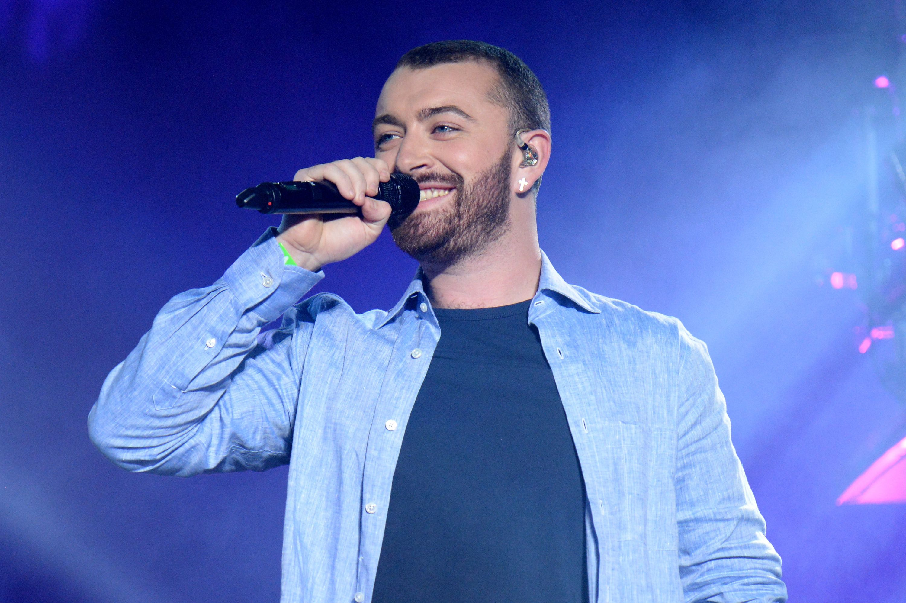 sam smith non songs pop song binary goodbyes too artists recording arts musician mazur kevin getty coachella gender comes single