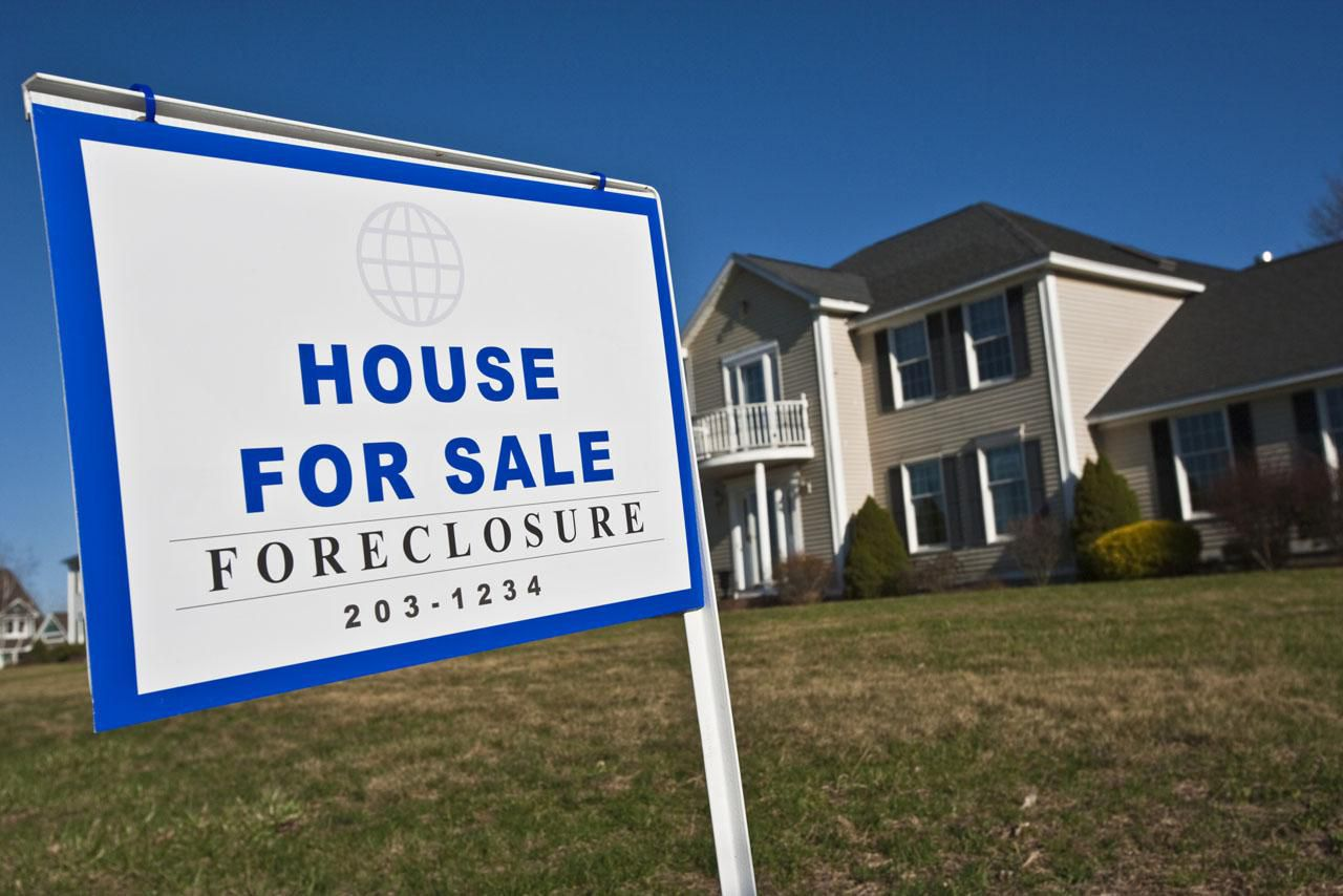 tax consequences when you lose your home to foreclosure