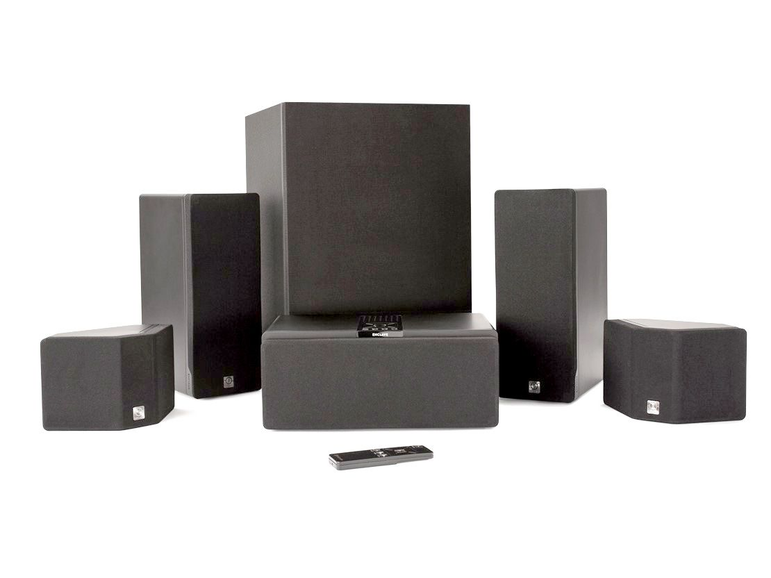 wireless home sound system. the enclave cinehome hd wireless home theater-in-a-box system reviewed sound